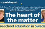The heart of the matter- empathic communication in pre-school education